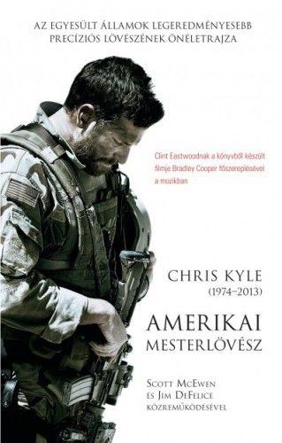Amerikai mesterlövész (filmes borító)