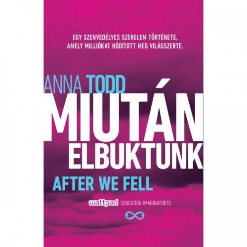 Miután elbuktunk - Anna Todd pdf epub