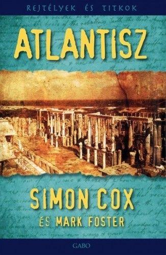 Atlantisz - Simon Cox pdf epub