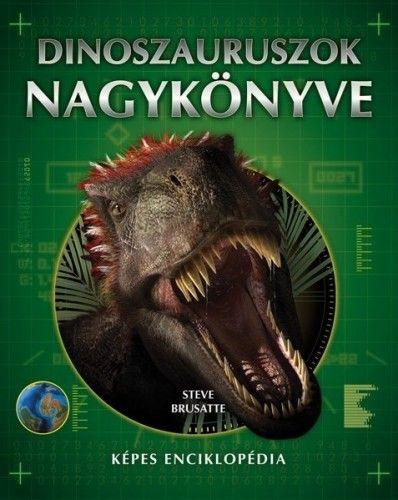 Dinoszauruszok nagykönyve - Steve Brusatte pdf epub