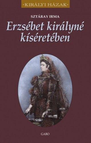 Erzsébet királyné kíséretében