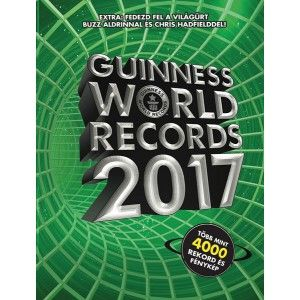 Guinness World Records 2017 - Craig Glenday |