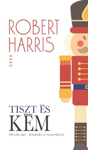 Tiszt és kém - Robert Harris pdf epub