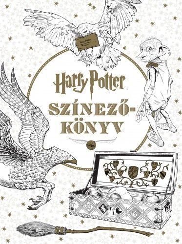 Harry Potter színezőkönyv -  pdf epub