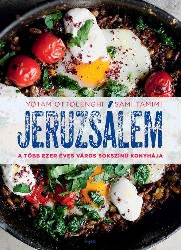 Jeruzsálem - Yotam Ottolenghi |