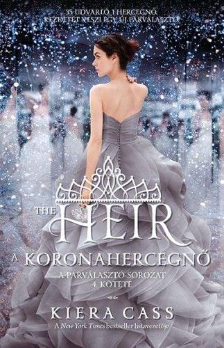 A koronahercegnő - Kiera Cass |