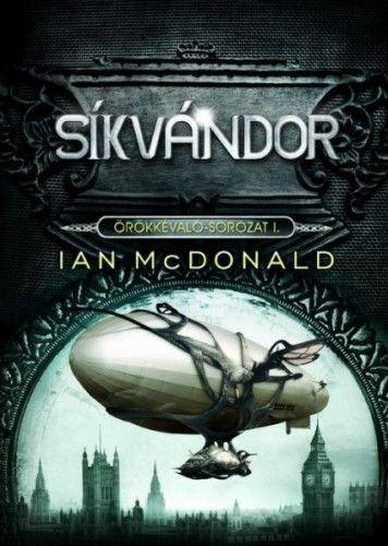 Síkvándor - Ian McDonald pdf epub