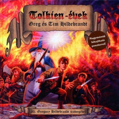 Tolkien-évek - Greg Hildebrandt pdf epub