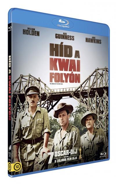 Híd a Kwai folyón - Blu-ray
