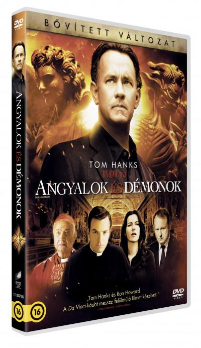 Angyalok és démonok - bővített változat - DVD