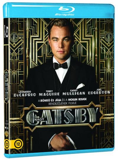 A nagy Gatsby - Blu-ray