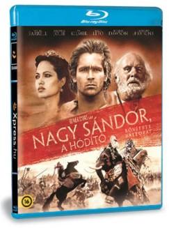 Nagy Sándor, a hódító - Blu-ray