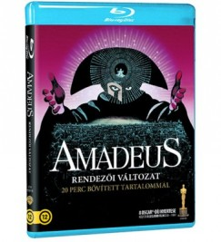 Amadeus - Rendezői változat - Blu-ray