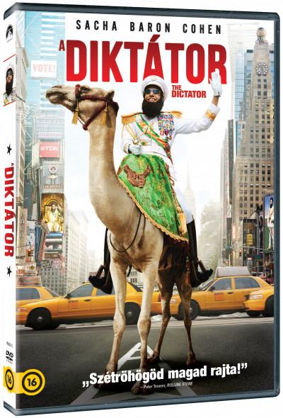 A diktátor - DVD