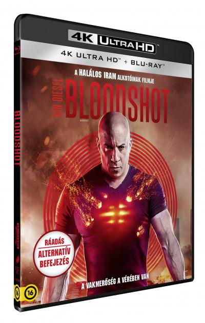 Bloodshot - 4K Ultra HD + Blu-ray