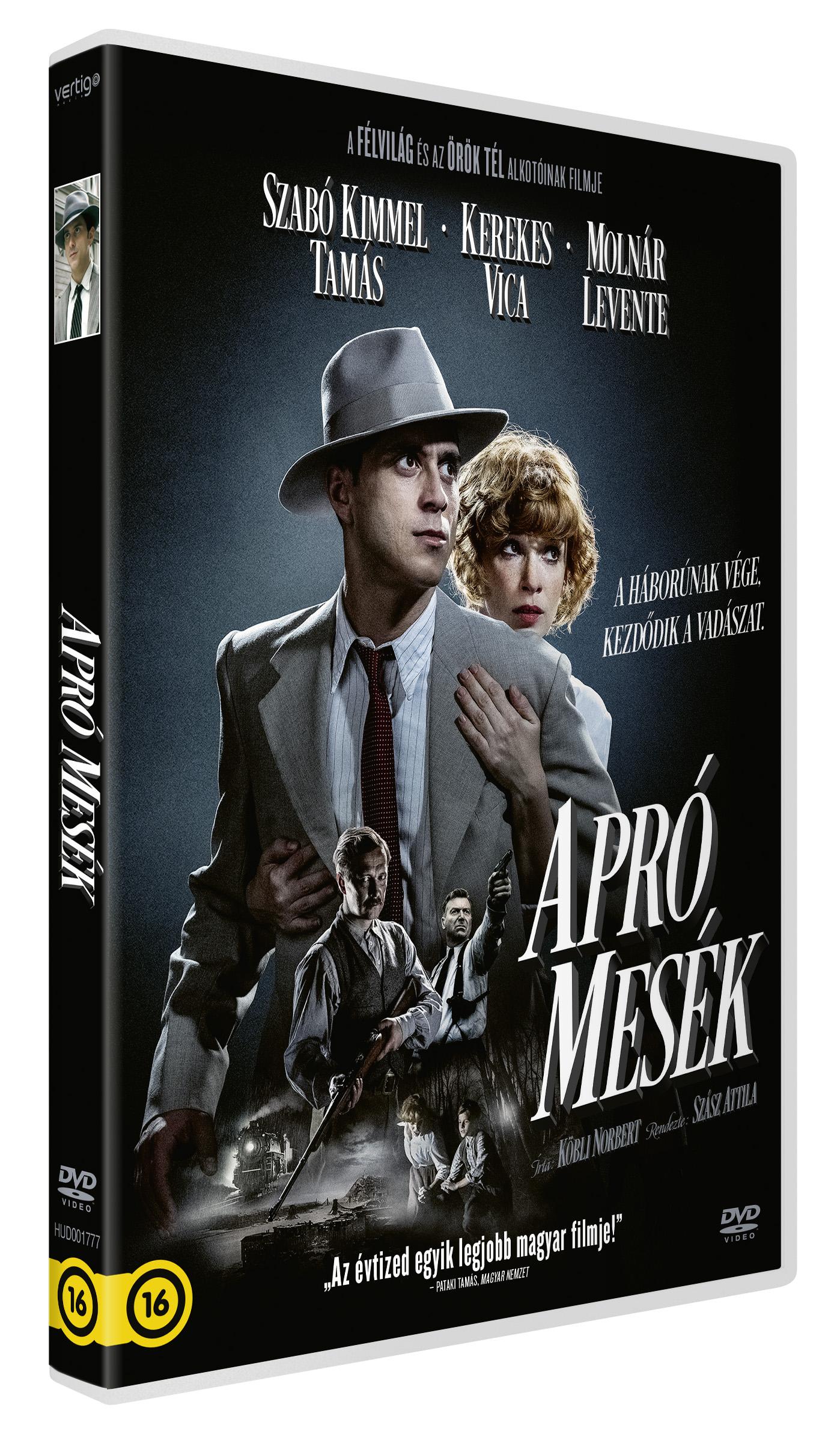 Apró mesék - DVD