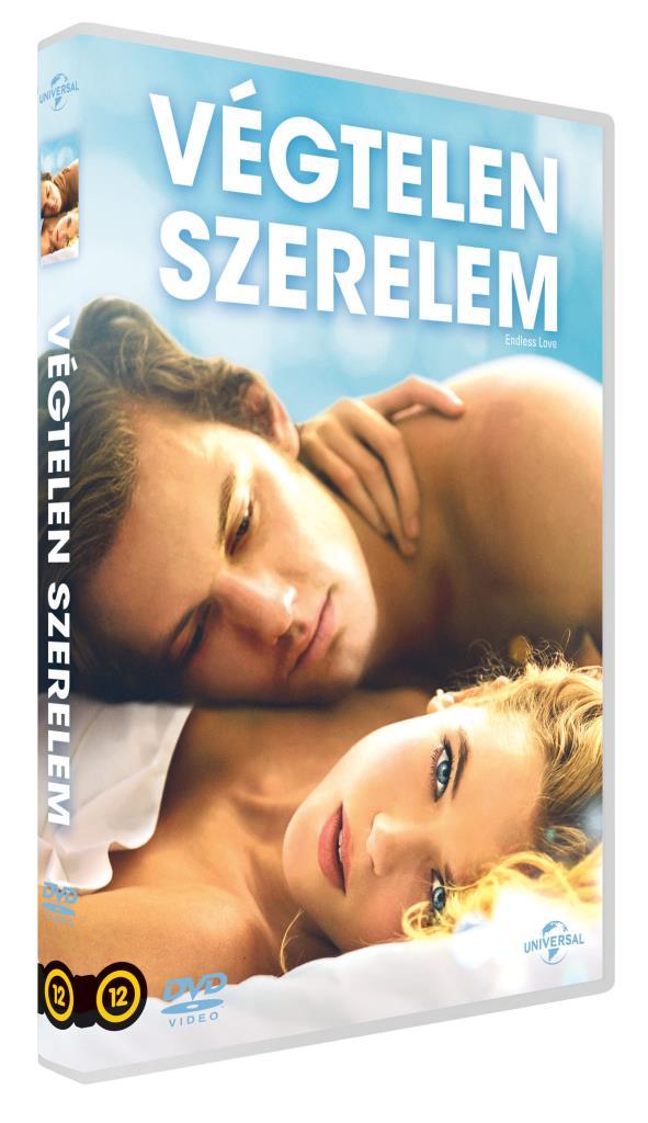 Végtelen szerelem - DVD