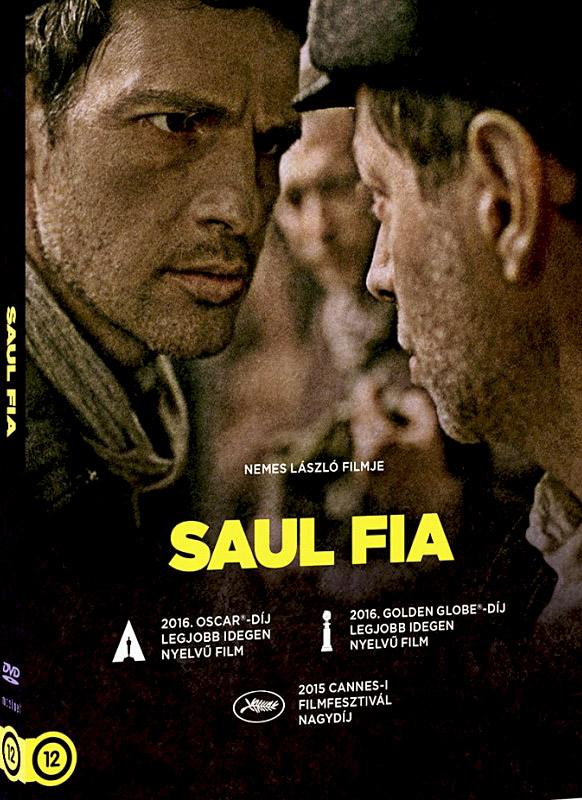 Saul fia duplalemezes - 2 DVD