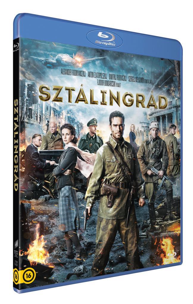 Sztálingrád - Blu-Ray