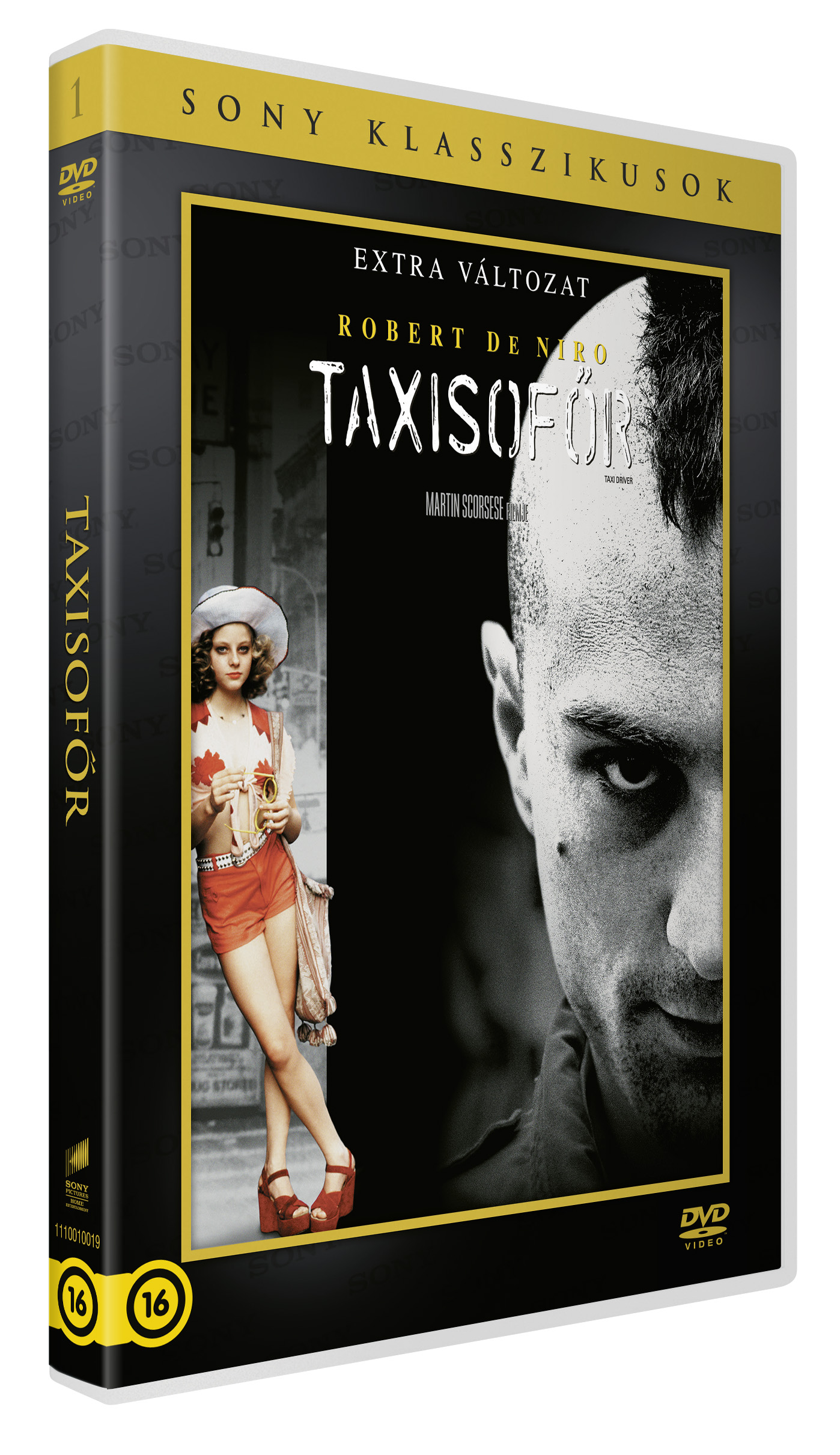 Taxisofőr - DVD