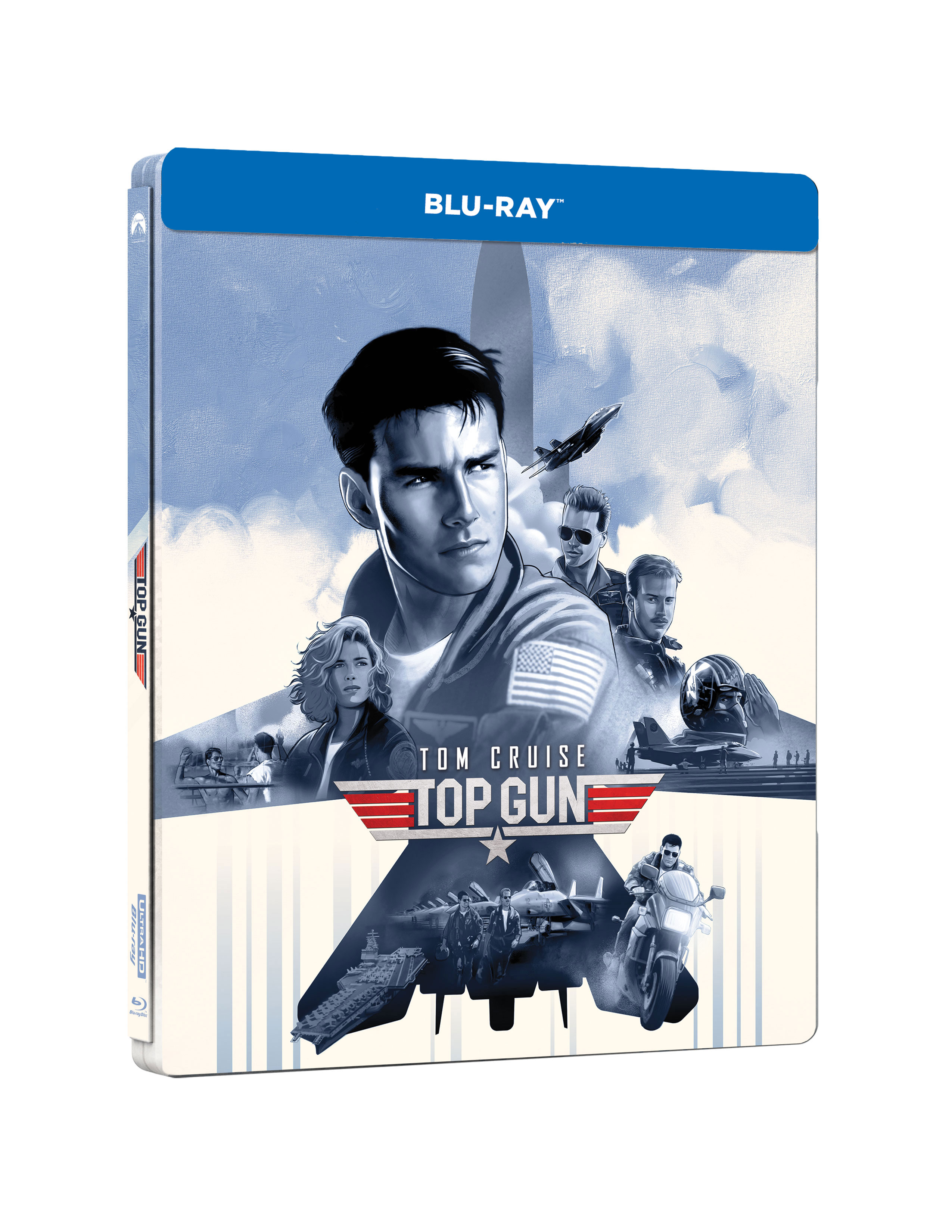 Top Gun - Blu-ray - Steelbook