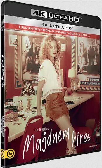Majdnem híres (4K Ultra HD Blu-ray)