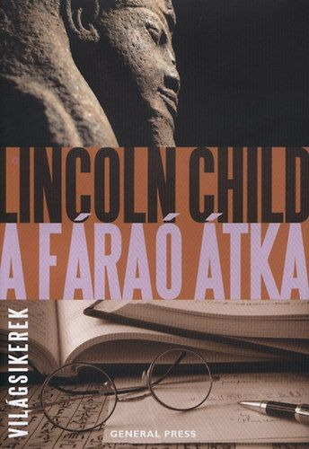 A fáraó átka - Lincoln Child |