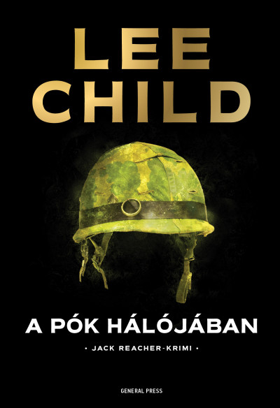 A pók hálójában - Lee Child |
