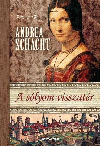 A sólyom visszatér - Andrea Schacht pdf epub