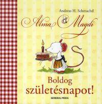 Alma Magdi - Boldog születésnapot!