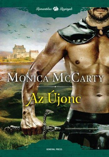Az újonc - Monica McCarty pdf epub