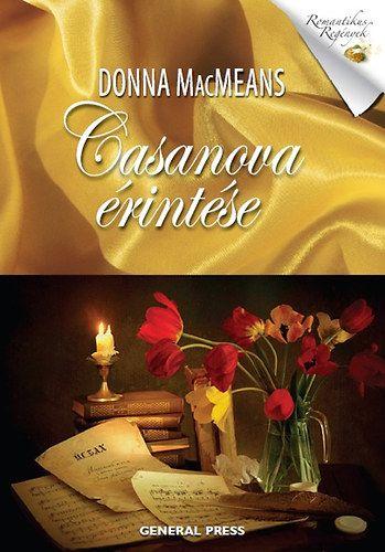 Casanova érintése - Donna MacMeans pdf epub