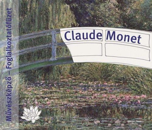 Claude Monet - Foglalkoztató füzet
