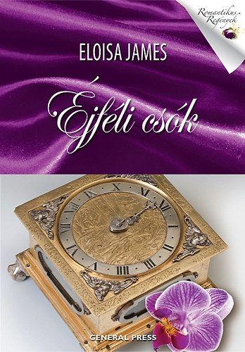 Éjféli csók - Eloisa James pdf epub