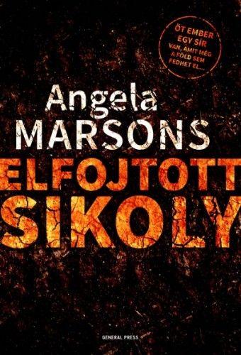 Elfojtott sikoly - Angela Marsons pdf epub