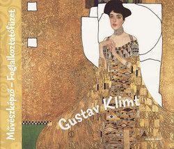 Gustav Klimt - Foglalkoztató füzet