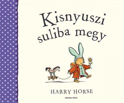 Kisnyuszi suliba megy - Harry Horse |