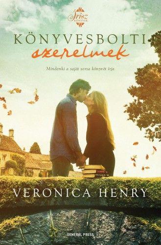 Könyvesbolti szerelmek - Veronica Henry pdf epub