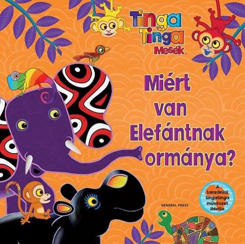 Miért van Elefántnak ormánya? - Edward Gakuya |