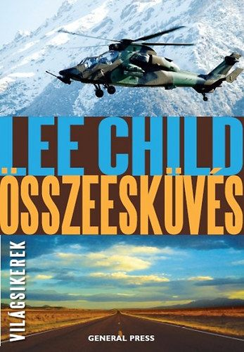 Összeesküvés - Lee Child |