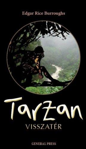 Tarzan visszatér - Edgar Rice Burroughs |