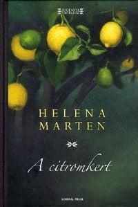 A citromkert - Helena Marten pdf epub