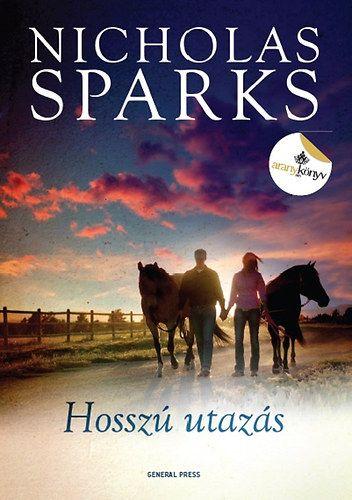 Hosszú utazás - Nicholas Sparks |