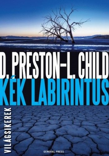 Kék labirintus - Lincoln Child |