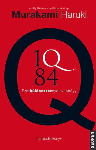 1Q84 - 3. könyv - Murakami Haruki pdf epub
