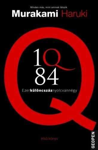 1Q84 - 1. könyv - Murakami Haruki pdf epub