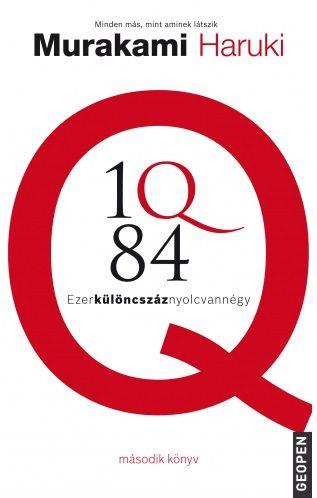 1Q84 - 2. könyv