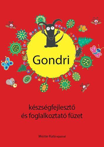 Gondri készségfejlesztő és foglaloztató füzet