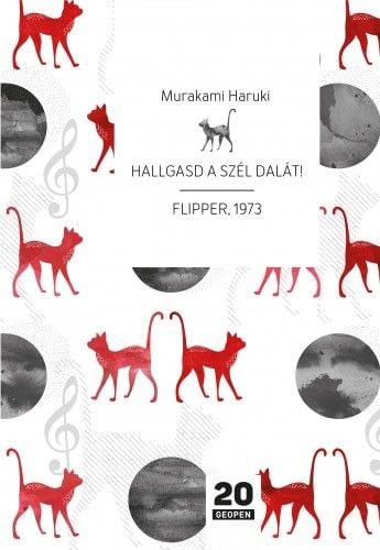 Hallgasd a szél dalát! - Murakami Haruki |
