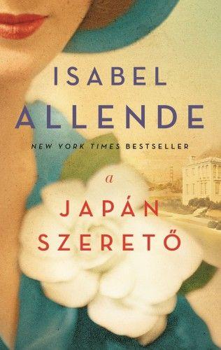 A japán szerető - Isabel Allende pdf epub